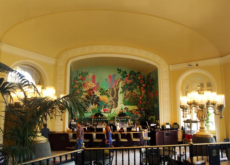 Hot Springs Arkansas, The Arlington Resort Hotel & Spa, Historic Lobby Bar