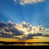 Hot Springs Arkansas, Dawn Over Lake Hamilton