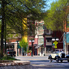 Hot Springs Arkansas, Classic Car, Central Avenue
