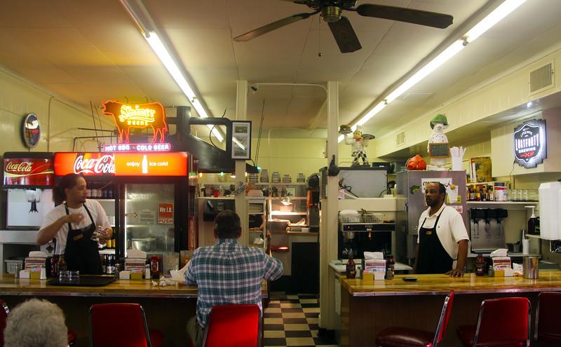 Hot Springs Arkansas, McClard's Bar-B-Q-Restaurant