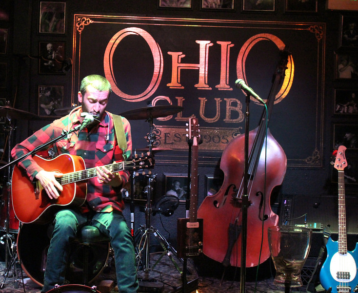 Hot Springs Arkansas, Ohio Club, Blues Musician