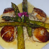 Hot Springs Arkansas, Luna Bella Restaurant, Seared Scallops