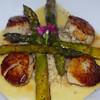 Hot Springs Arkansas, Luna Bella Restaurant, Seared Scallops