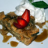 Hot Springs Arkansas, Luna Bella Restaurant, Apple Pie