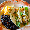 Little Rock Arkansas, The Flying Fish, Fish Tacos