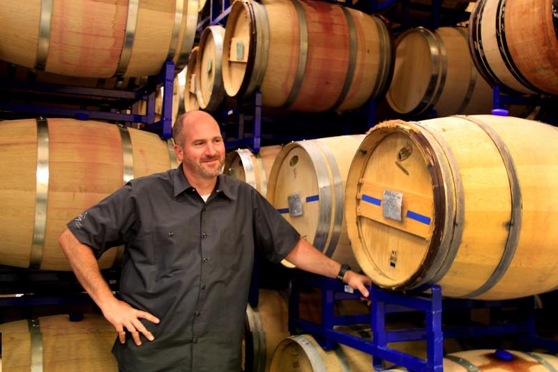 Boise, Earl Sullivan, Telaya Winery Proprietor/Winemaker Earl Sullivan