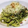 Richard's Restaurant, Homemade pasta with herb sauce