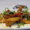 Richard's Restaurant, Grilled Pacific Sole filet, lemon aioli