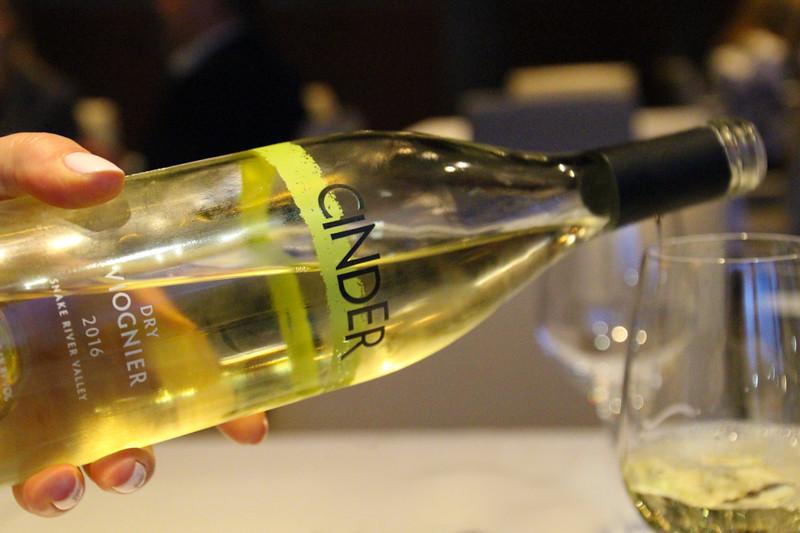 Richard's Restaurant, Cinder Dry Viognier