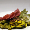 Richard's Restaurant,  Genoa salami, house-pickled vegetables