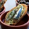 Txikiteo, Sardine Bread