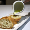 Richard's Restaurant, bread with infused olive oil