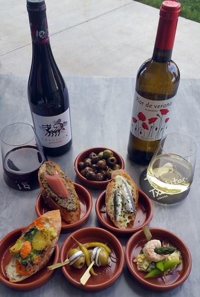 Txikiteo, Basque Restaurant, Tapas