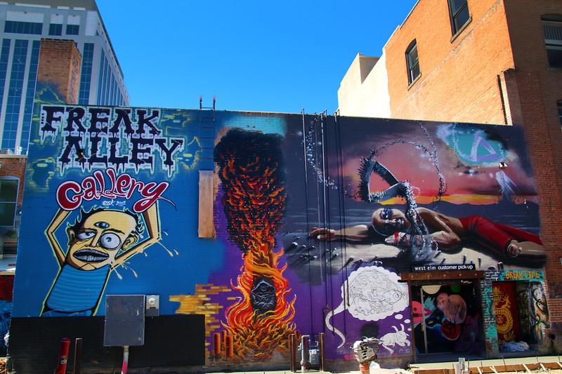 Boise, Freak Alley 7