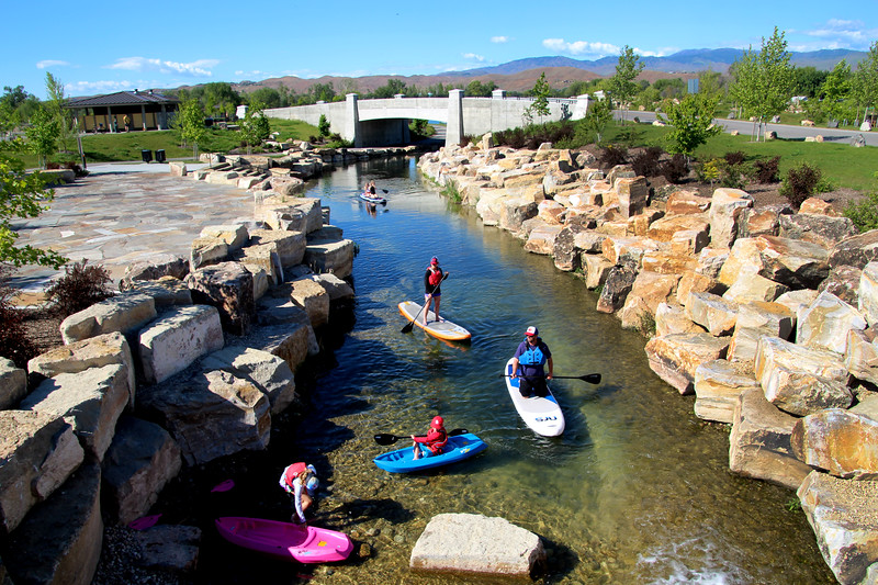 Boise Greenbelt Recreational Activities