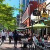 Boise, Urban street scene
