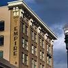 Boise, Downtown, Empire Bldg, KPMG radio