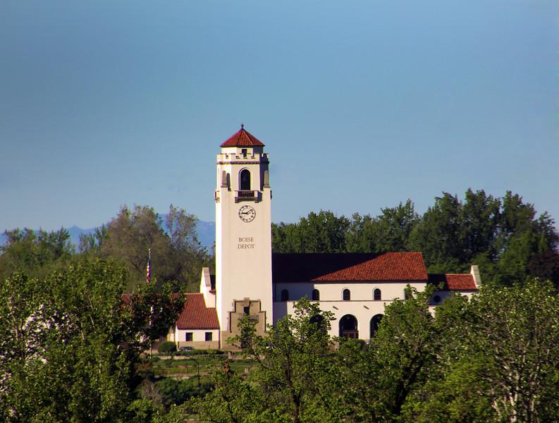 Boise, Depot Building