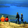 Acadia National Park, Couples on Cadillac Mountain