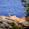 Acadia National Park, Yoga on the Rocks