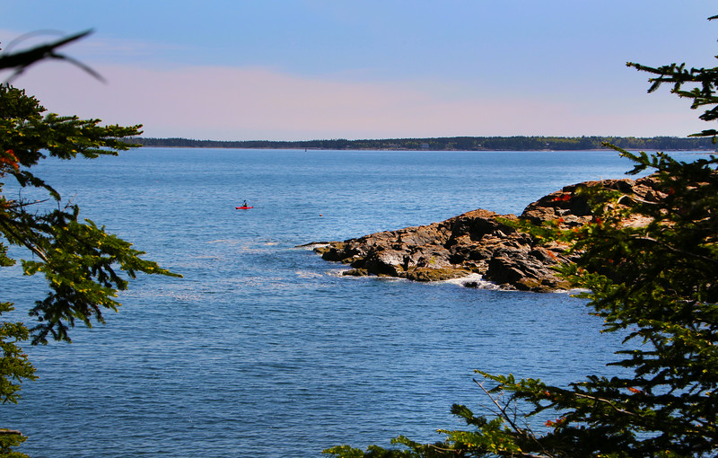 Acadia National Park, Kayak