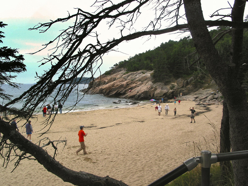 Acadia National Park, Sand Beach