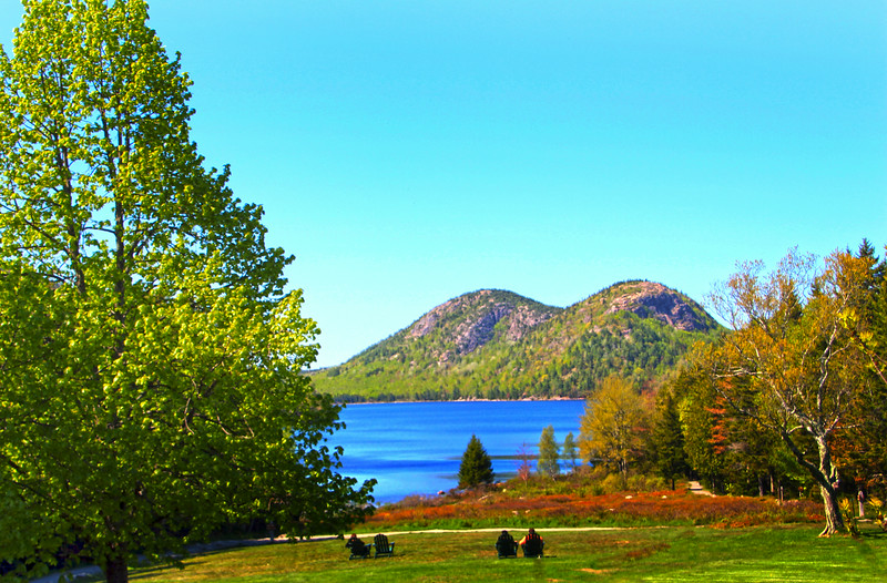 Acadia National Park, Jordon Pond
