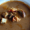 Looking Glass Restaurant, Bluenose Inn, succulent lobster bisque