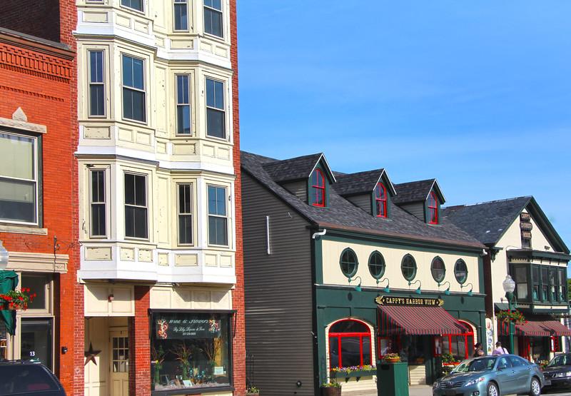 Camden Maine, Old Buildings