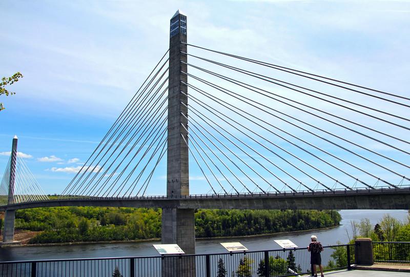 Hancock County Maine, Penobscot Narrows Bridge