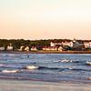 Kennebunk Maine, Beach at Dusk