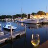 Kennebunkport Maine, Food & Wine Festival, Harbor Scene