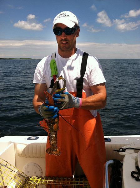 Kennebunkport Maine, Striker Charters Lobster Boat Tours
