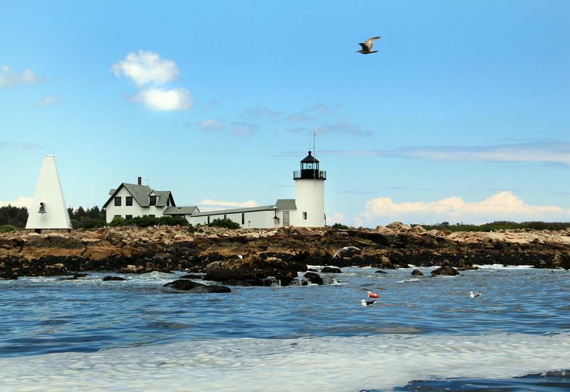 Kennebunk Maine, Coastal Lighthouse