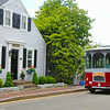 Kennebunkport Maine, Trolley