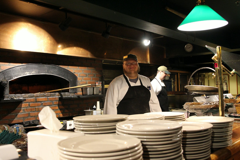 Harraseeket Inn, Pizza Oven