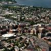 Portland Maine, Aerial View