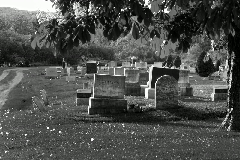 Rockport Maine, Old Cemetary