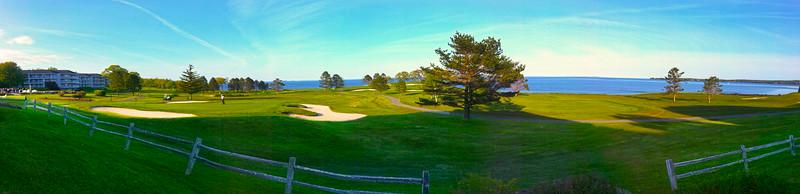 Rockport Maine, Samoset Resort Golf Course