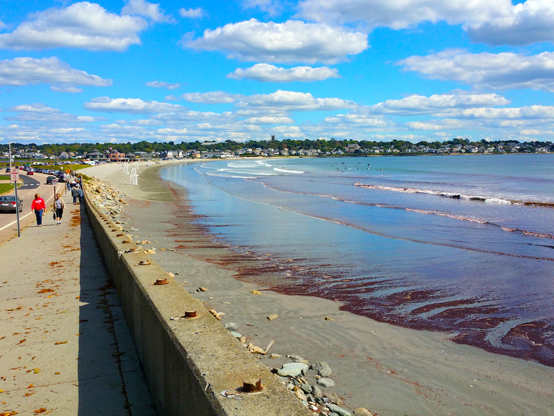 Rhode Island, Newport, Easton's Beach