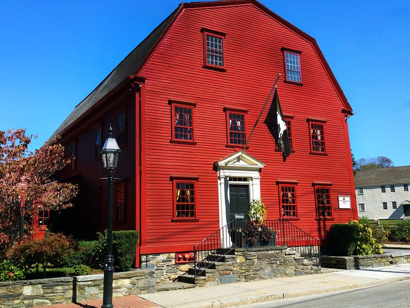 Rhode Island, White Horse Tavern, Newport
