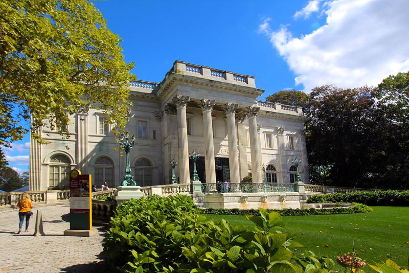 Rhode Island, Newport Mansion, Marble House