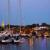 Rhode Island, Newport Bridge, Bannisters Wharf