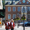 Rhode Island, Red Coats in Newport