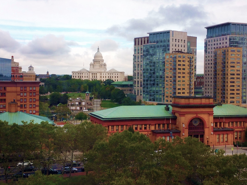 Rhode Island, Providence, Capitol Building