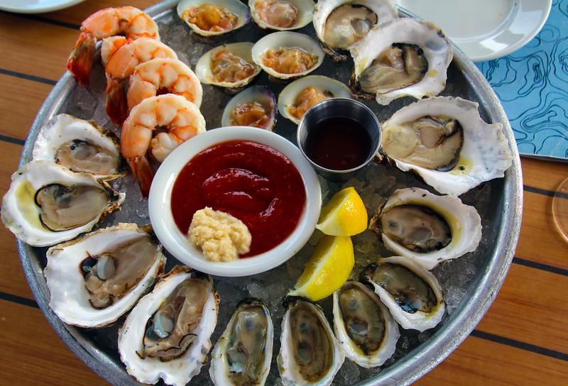 Rhode Island, Matunuck Oyster Farm