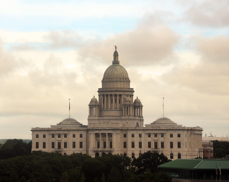 Rhode Island, Providence, State Capitol Building