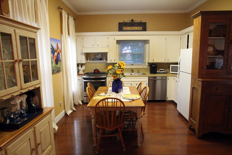 Brenham-Washington County Texas, Southern Rose Country Kitchen