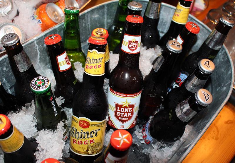 Brenham-Washington County Texas, Beer Barrel