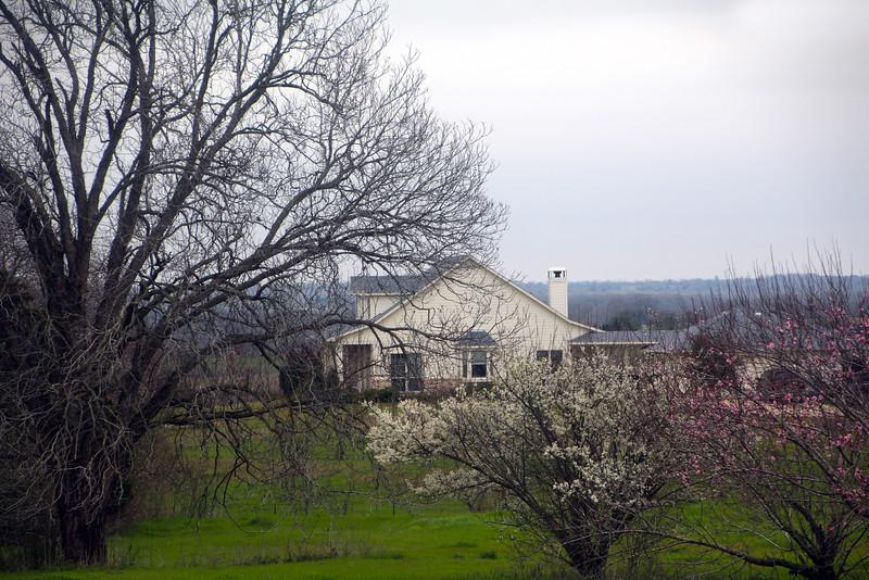 Brenham-Washington County Texas, Early Spring Landscape